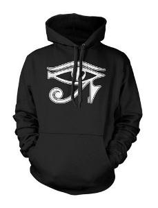 3rd eye black hoodie 300