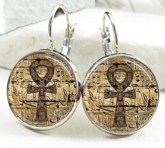 ankh-earrings