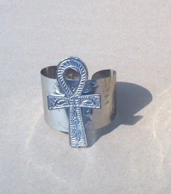 silver-ankh