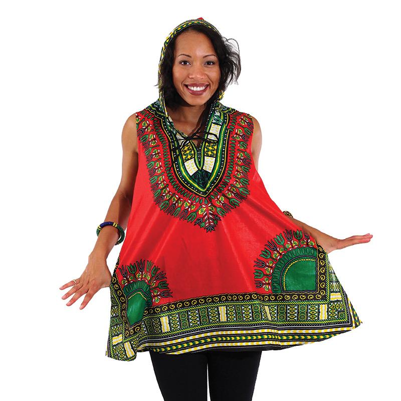 dashiki-sleeveless-hoodie-red-green